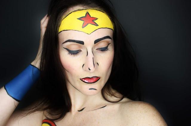 comics-pop-art-makeup