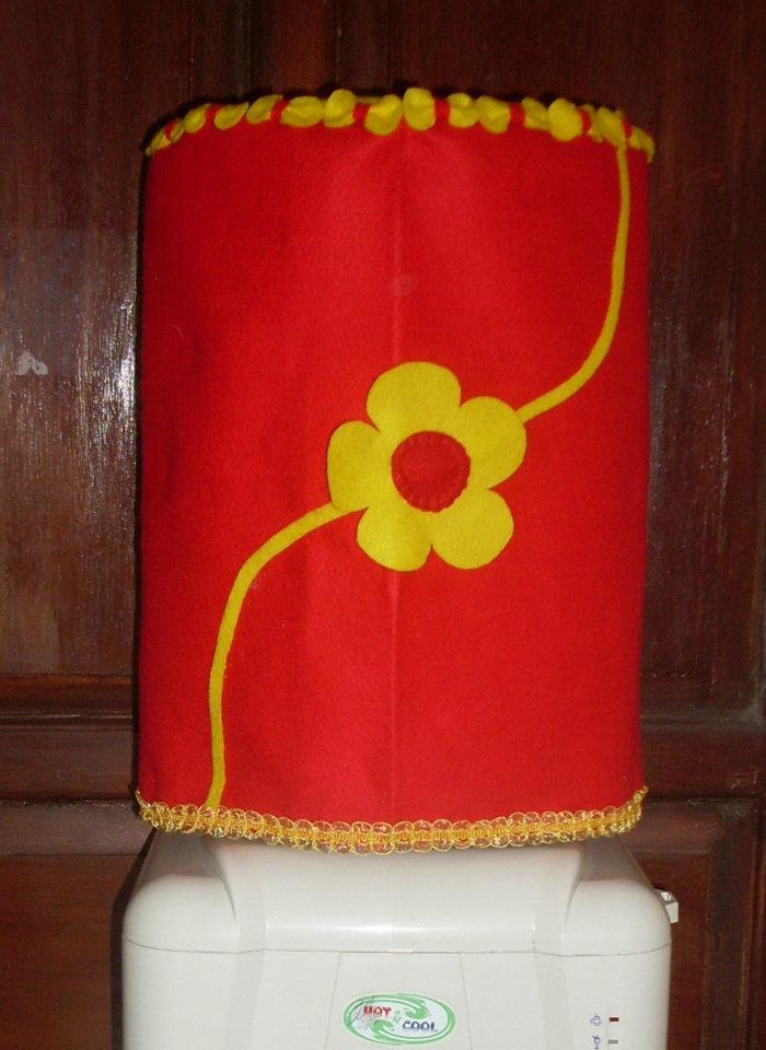 Rosida Herwanto Collection Tutup Kulkas Tutup Dispenser