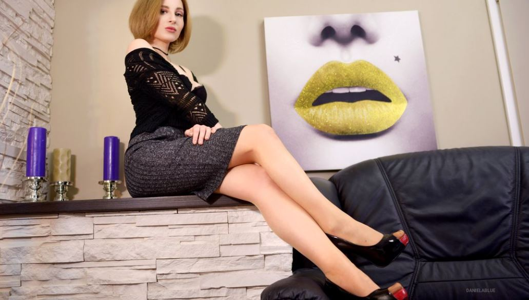 DanielaBlue Model GlamourCams