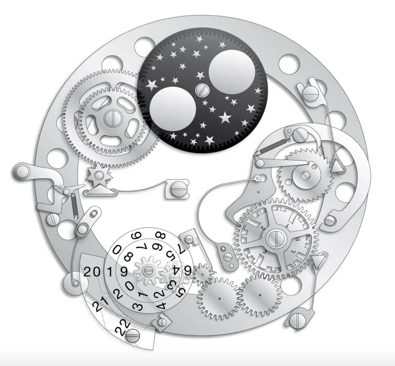 Iwc Big Pilot S Watch Perpetual Calendar Spitfire Iw503601