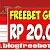 Freebet togel Gratis Rp 20.000 Tanpa Ribet