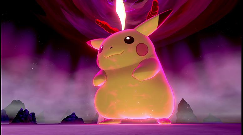 Pikachu Gigantamax