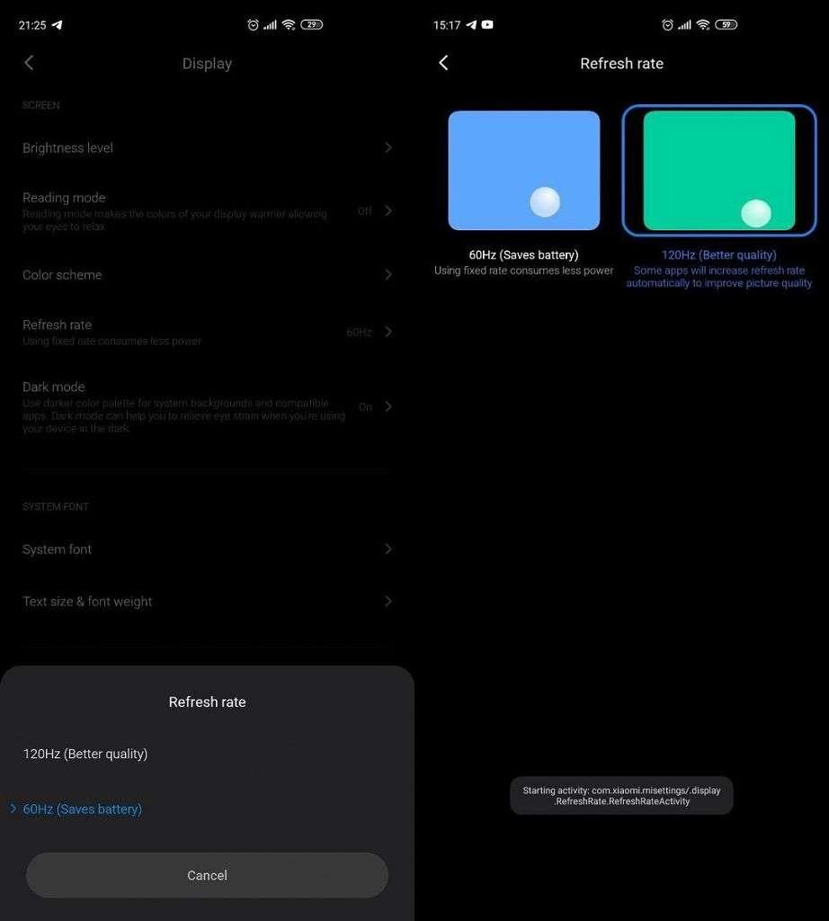 Screenshot Update MIUI 12 (xda-developers.com)