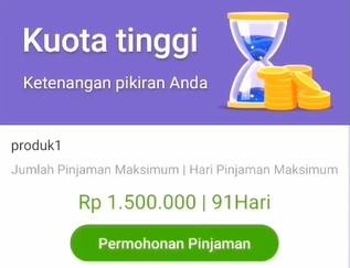 uang datang pinjaman online