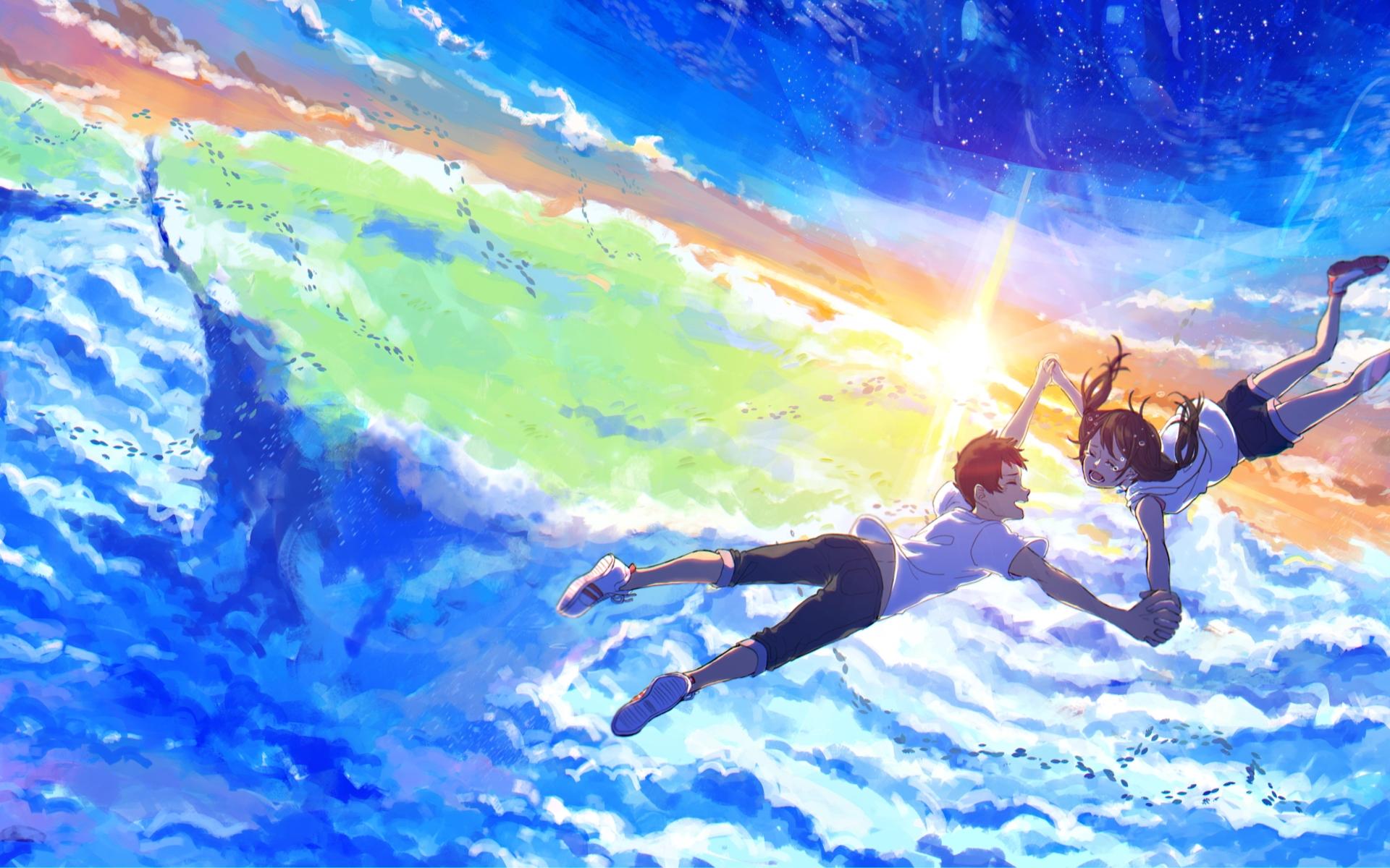 Rekomendasi Anime Mirip Tenki no Ko