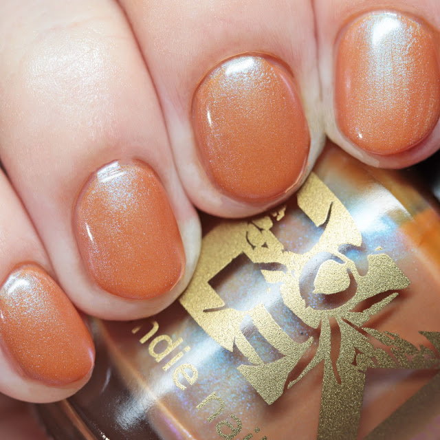 Bee's Knees Lacquer Witness Marks