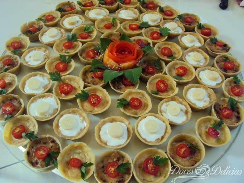 Chegou a hora do ch doces del cias for Utensilios para servir comida