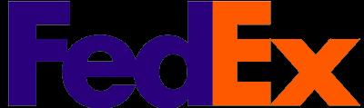 fedex desain logo