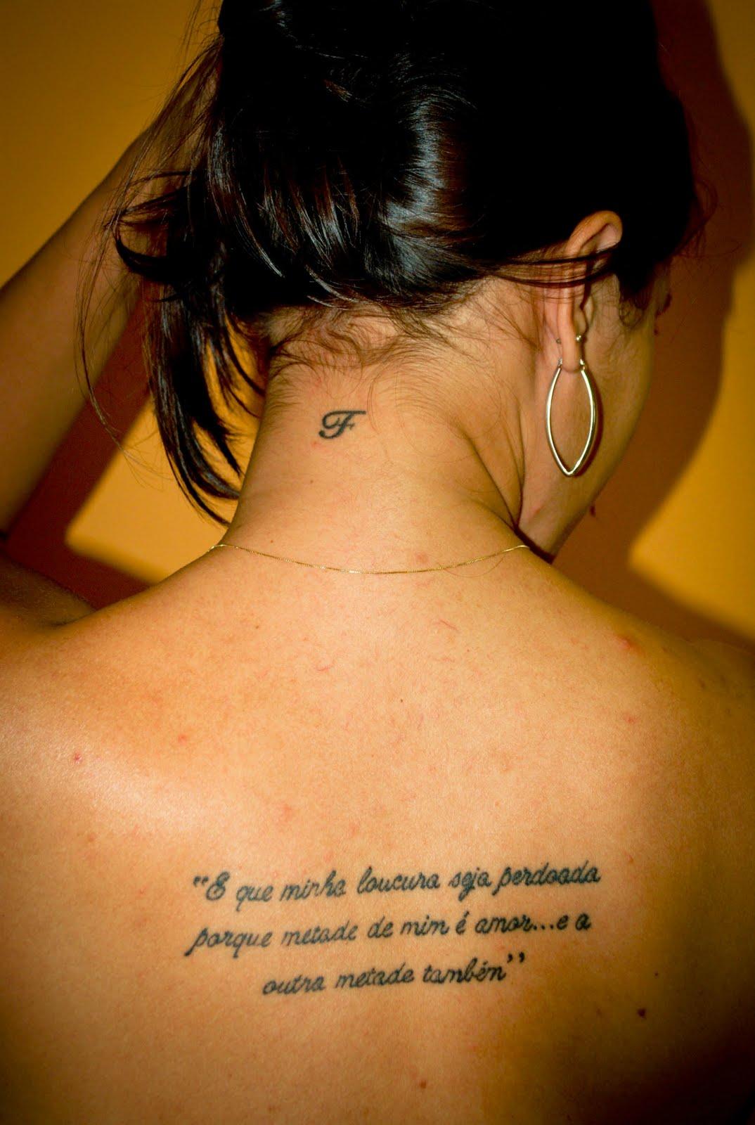 Imagens De Tatuagens Frases De Amor