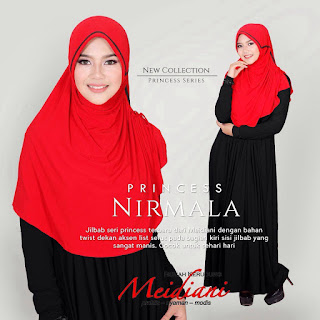 Jilbab Medium PRINCESS NIRMALA