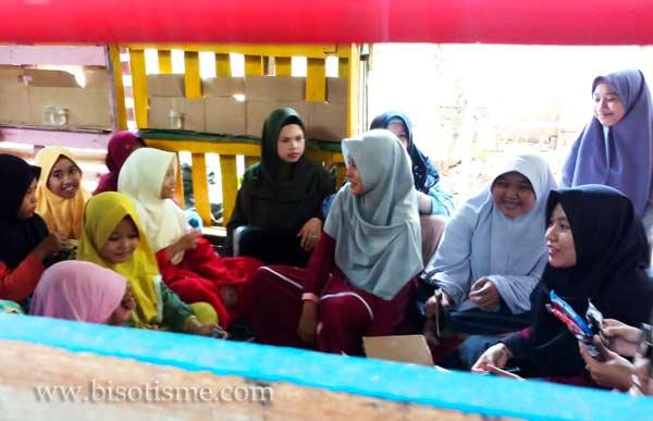 Mahasiswa STAI NUR EL GHAZI Bekasi Dirikan Gubug Literasi