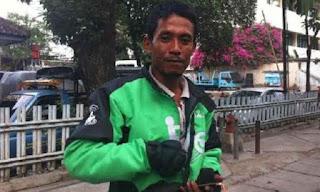 Kisah Driver GoJek