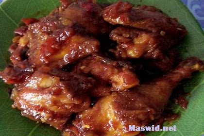 Resep Ayam Kecap Tanpa Digoreng dan Ayam Kecap Mentega Sederhana Yang Bikin Nagih