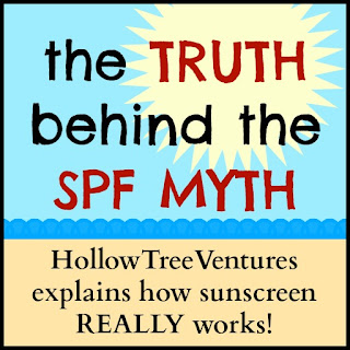 the truth behind the SPF myth