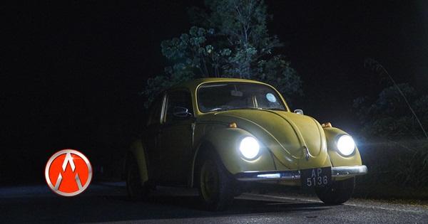 volkswagen kuning pelakon