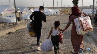 """معانات مهجري """"رأس العين وعفرين"""" مع غلاء """"أجرة السكن""""( + Video Kurdî )"""