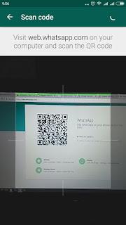 Cara Setting Aplikasi Whatsapp Untuk PC 4