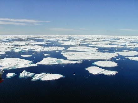 Η πιο ζεστή μέρα από το 1961 στην Ανταρκτική