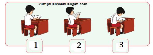 Soal Latihan Uts Tematik Kelas 1 Sd Tema 1 Diriku