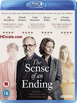 The Sense of an Ending (2017) 720p BluRay 950mb