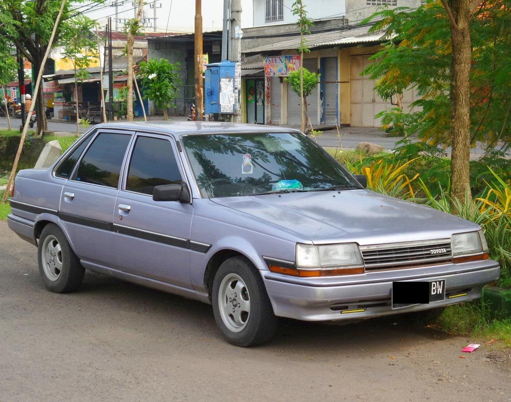 Ilustrasi mobil plat BG Palembang