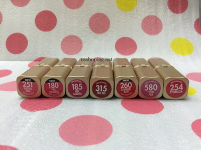Son môi lì L'Oréal Matte Colour Riche Lipcolour Collection Exclusive 403 Eva's Red - SM030