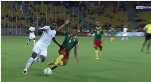 Video: Cameroon 1 – 1 Nigeria [2018 World Cup Qualifier] Highlights 2017