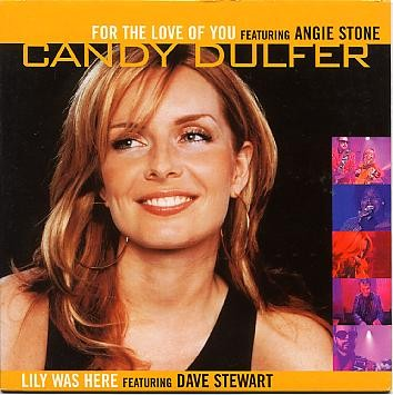 Autograph VIP: Succes 2011: Candy Dulfer: The Sax Woman