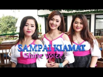 Chord & Lirik Lagu Batak Sampai Kiamat - Shine Voice