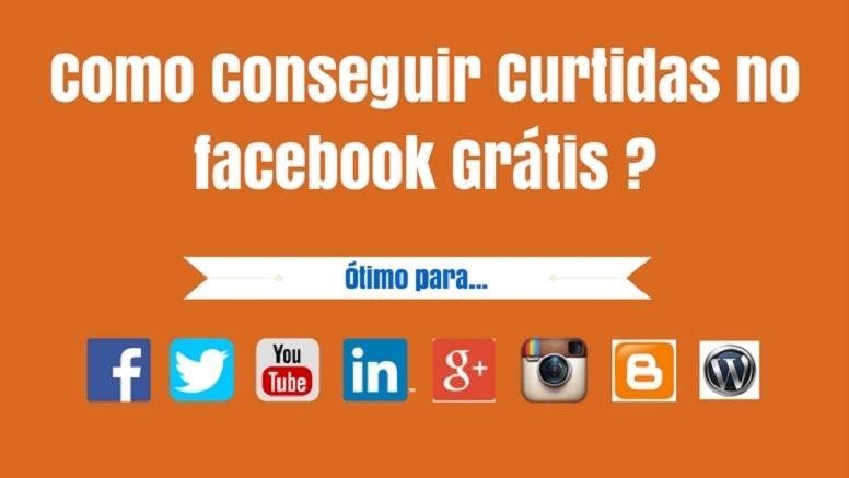 curtidas facebook
