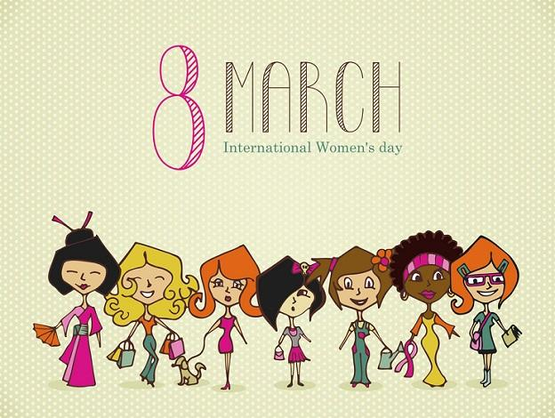 HAPPY WOMAN'S INTERNATIONAL DAY FROM ARAROSSA THERAPY'S & SPA!