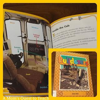 Bulldozers book