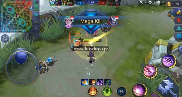 Update! Script Auto Lag AFK Mobile Legends Patch Terbaru