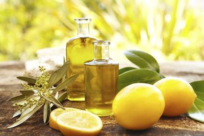 Trị tàn nhang bằng dầu oliu và chanh