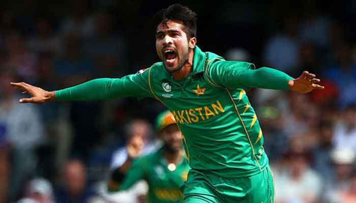After Working on Imran Khan's Advice Fast Bowler Amir is Taking Wickets