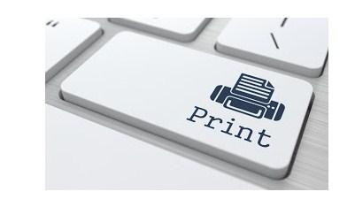Usaha Print Percetakan