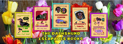 Dachshund Books for Dog Lovers!