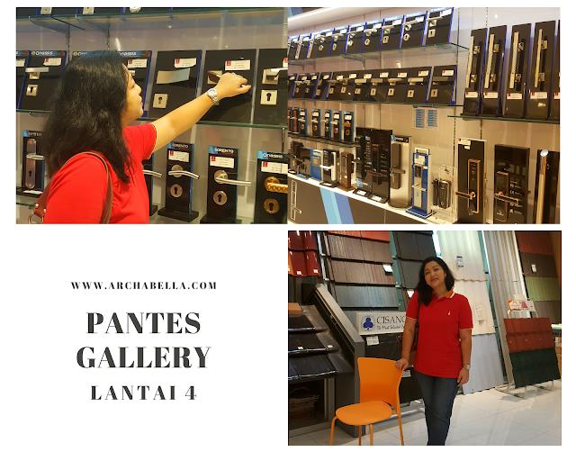 pantes gallery lantai 4