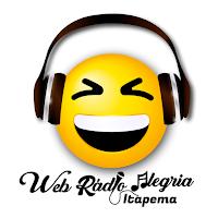 web radio alegria itapema
