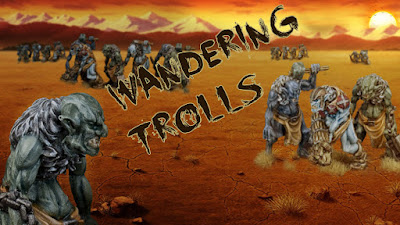 Does your Warmaster need a trolls? Please, enjoy