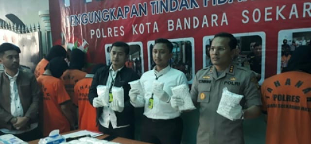 Pabrik Narkoba Milik Pak Haji Yang Dulu Viral Meneriaki Bunuh Ahok Di Gerebek