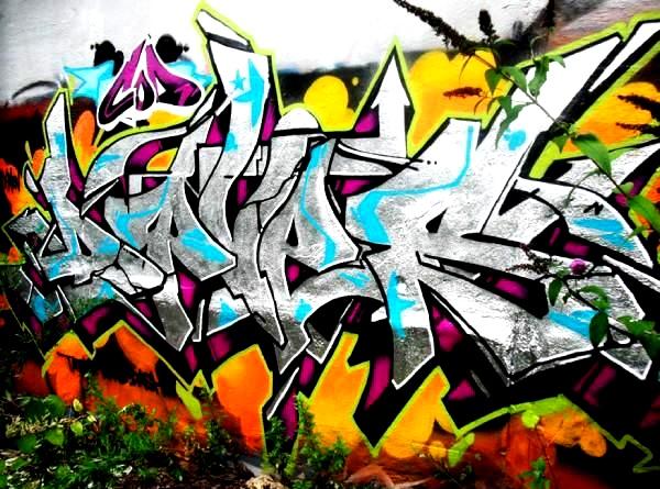 Wallpaper Graffiti Keren 3d Gambar Grafiti Yang Sangat Keren Kumpulan Gambar