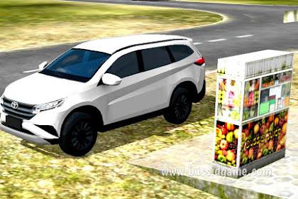 Mod Mobil Toyota Rush