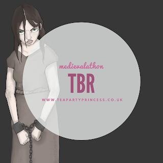 Medieval-A-Thon TBR