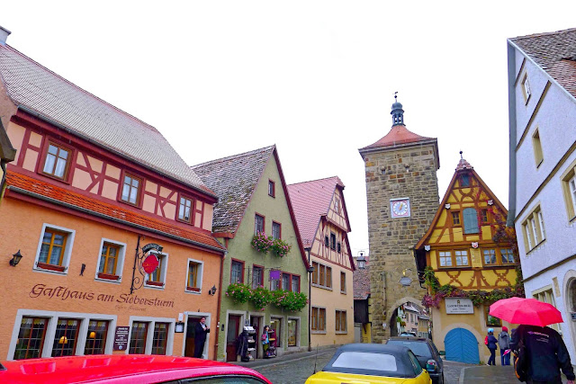 Rothenburg Streets