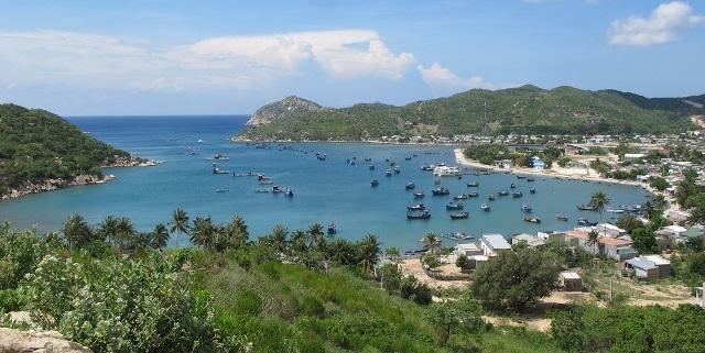 'Người Ninh Thuận đi du lịch Ninh Thuận'