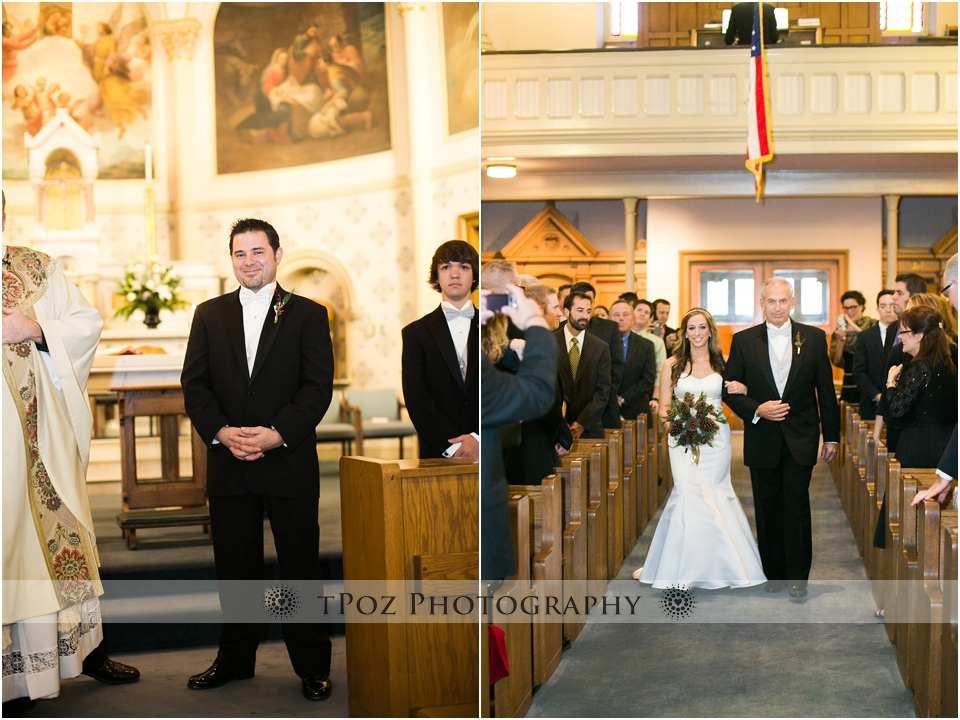 Our Lady of Good Counsel Baltimore Wedding