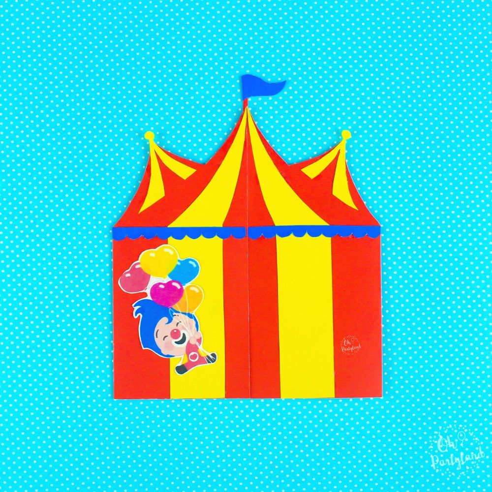 circus-themed-party