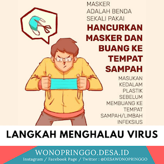 7 Langkah Mudah Menghalau Virus