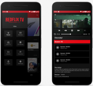 RedFlix TV v2.0 [Mod] APK